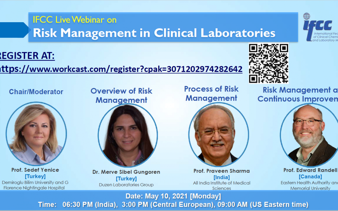 Risk Management in Clinical Laboratories